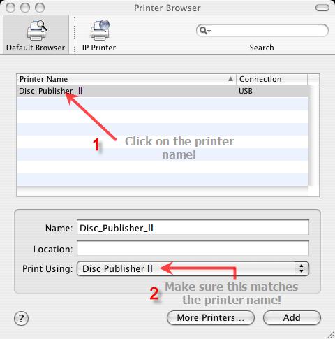 make pdf printer driver for mac