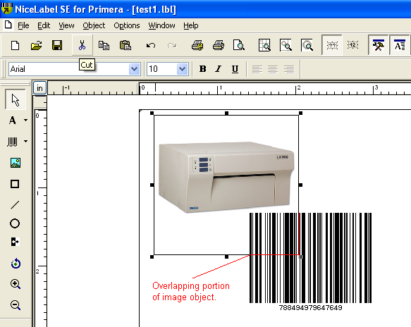 how to print only a part of a pdf code