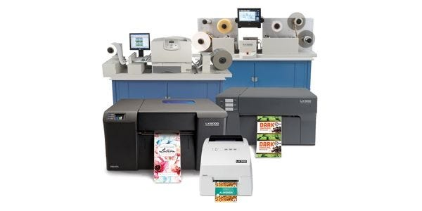 Label Printer Ink and Toner