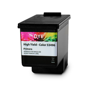 Ink Cartridge, High Yield Color Dye - LX600/LX610