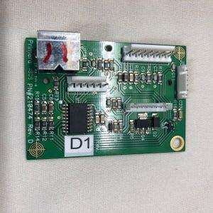 CX1200 MP Feeder Door Interface Board