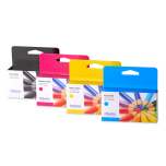 Ink Cartridges, Pigment Multipack, High Yield - LX1000/LX2000