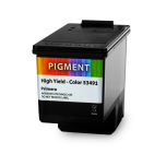 Ink Cartridge, High Yield Color Pigment - LX600/LX610