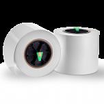 LX610 Premium Gloss Paper, 2 Rolls, Continuous Stock