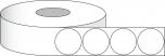 "2.5"" Circle, High-Gloss Paper (800/roll)"