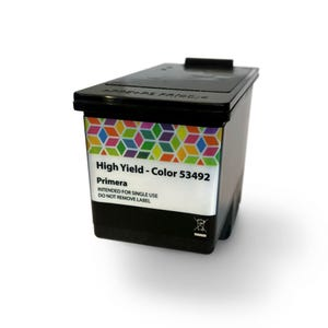 Ink Cartridge, High Yield Color Dye - LX910