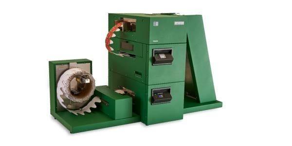 GP3000 Color Tag Press