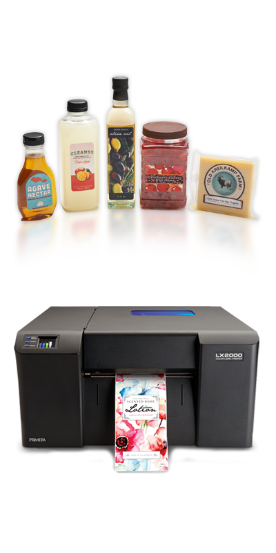 label printer with labeler products