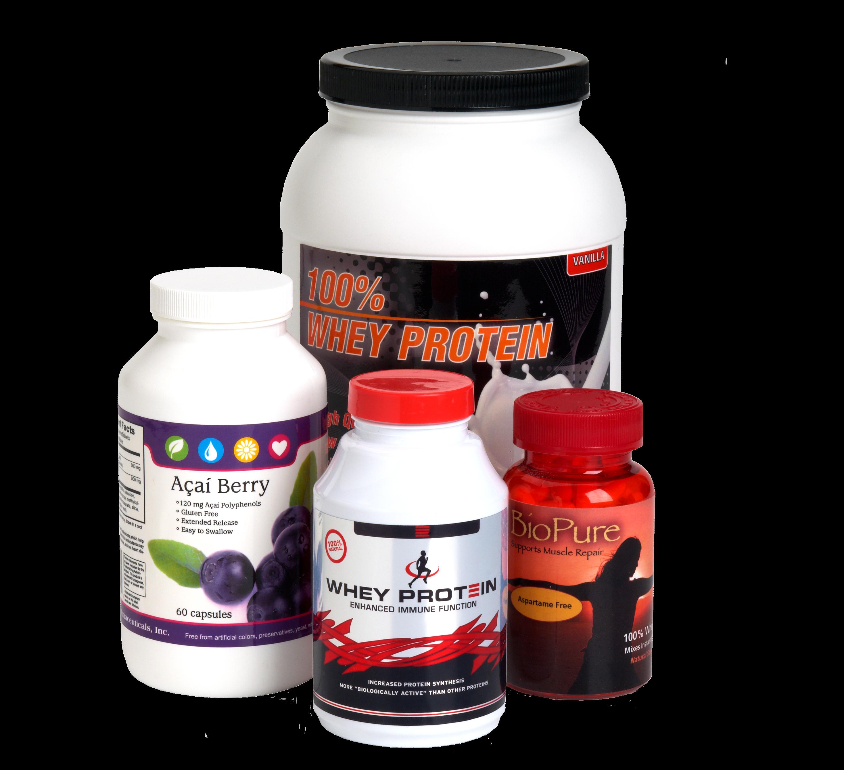 Vitamin & Supplement Labels   Label Printers   Primera Technology, Inc