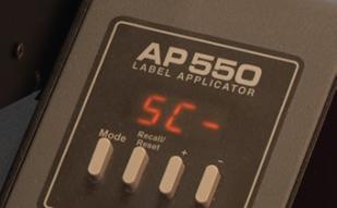 AP550 Sensor Calibration