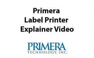 Primera Label Printer Explainer Video