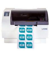 a close-up of a printer